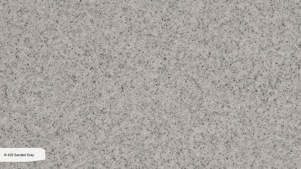 N 420 Sanded Grey